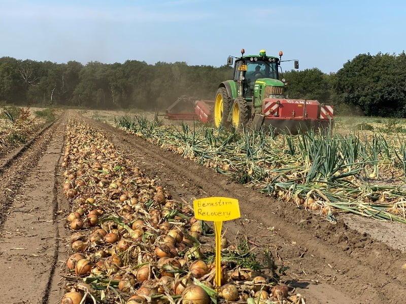 Harvesting unions