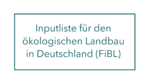 FiBL Germany