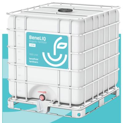 IBC 3-1-6 liquid organic fertilizer